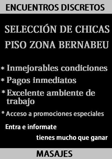 SELECCION DE SEÑORITAS EN MADRID
