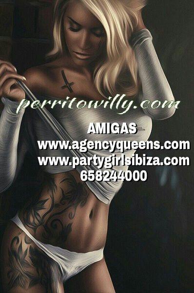 AMIGAS PARTY GIRLS IBIZA