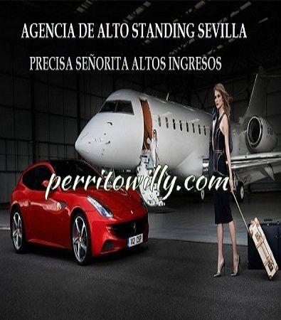 CASTING AGENCIA ALTO STANDING SEVILLA