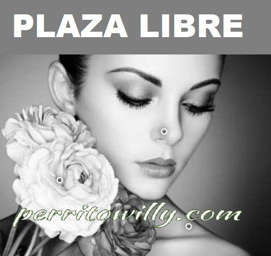 Plaza libre en Sevilla