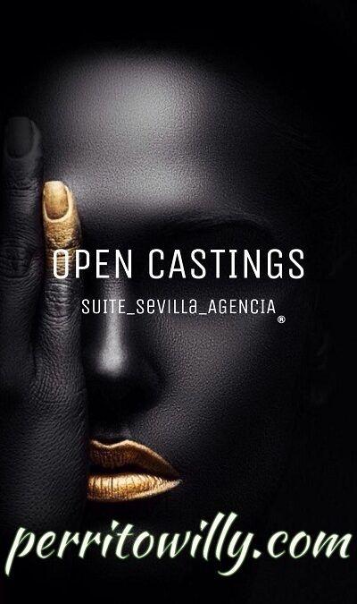 SUITE SEVILLA «OPEN CASTING PARA CHICAS ENTRE 18 Y 30 AÑOS»